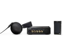 Sony Signature Sound - Sony tänjer på gränserna med sitt  'Signature Series' audio-segment