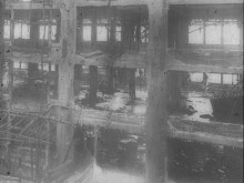 TORKRET, renovation of the  Sarotti factory, Berlin 1922