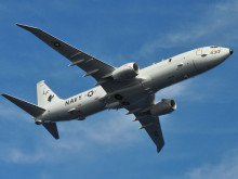 New Surveillance fleet of Boeing P8