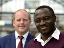 Ghana TV show winner reflects on incredible experience at Northumbria