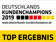 2019-05-24 Zertifikat Deutschlands Kundenchampions 2019