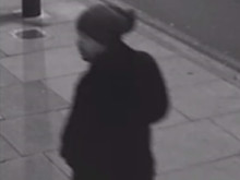CCTV still of man sought - Kennington rape