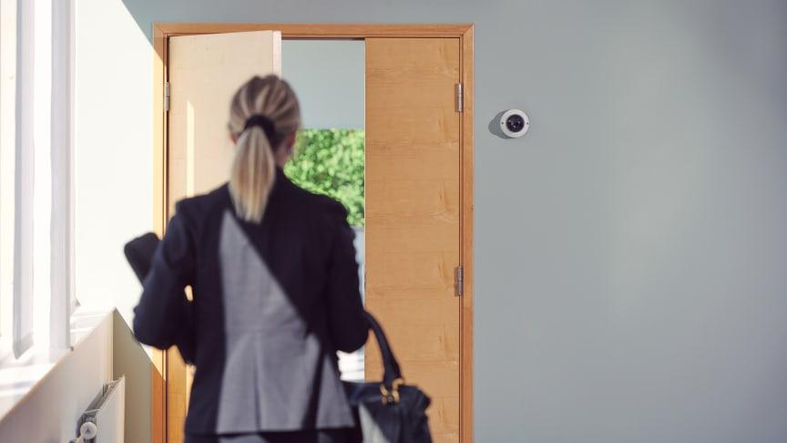 ARX passerkontroll via ansiktsdrag.