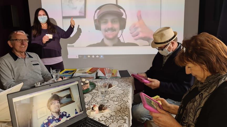 """Das Projekt """"ViVerA – Virtuelle Veranstaltungen in der Altenpflege"""" (https://www.viveras.de/) möchte ein digitales und ortunabhängiges Freiwilligenengagement etablieren."""