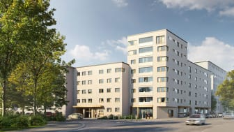 ZÜBLIN, Pilotprojekt Nachhaltige Baustelle Saalburgallee, Frankfurt