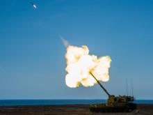 Nammo's new artillery shell: Flying higher than a passenger jet