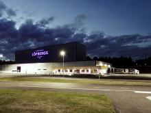 Löfbergs höglager i Karlstad