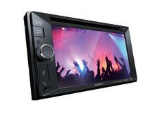 Новая автомобильная мультимедийная система с сенсорным экраном Sony XAV-68BT