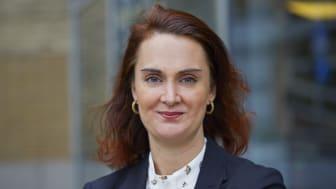 Karolina Valdemarsson, Country Managing Director Sweden, Lantmännen Cerealia