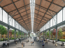 ZÜBLIN Timber awarded timber construction contract for Gare Maritime in Brussels