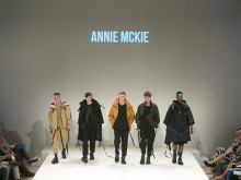 Student designs hit the catwalk at Graduate Fashion Week, London