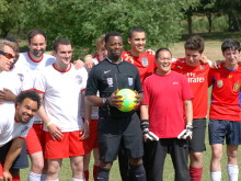 Family football tournament to raise awareness of male suicide