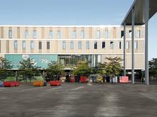 ZÜBLIN übergibt Erweiterungsbau der Münchener Riem Arcaden