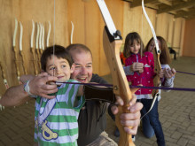 Archery - Robin Hood and Little Johns AB WO June 2014 14