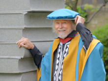 Northumbria University honours pioneering human rights lawyer