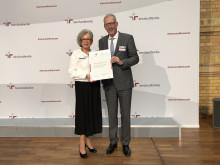 """apoBank erhält Zertifikat zum """"audit berufundfamilie"""""""