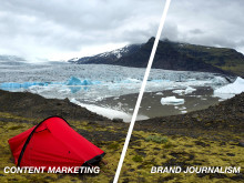 Content marketing vs brand journalism