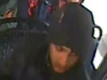 Image of man sought re: bus assault