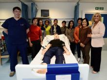 International success for bespoke training courses