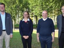 Als Stipendiatin in die Vorstandsebene – plus-MINT Absolventin aus Louisenlund verstärkt Verein zur MINT-Talentförderung