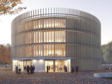 ZÜBLIN Timber, Globe Theater Coburg