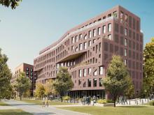 ZÜBLIN, Campus II, Frankfurt