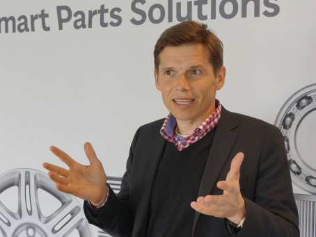 CEO of Orio AB, Jonas Tegström, leaves Orio AB after five years. The Board has started recruiting a new CEO.