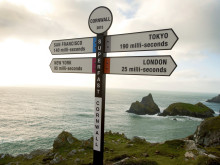 Independent experts say Superfast Broadband has benefited Cornwall's Economy by nearly £200m