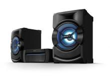 Gjør stua til et dansegulv med Sonys nye hi-fi musikkanlegg