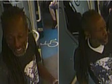 Appeal to identify man after bus passengers threatened