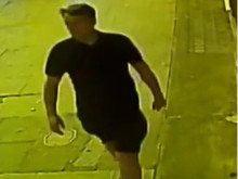 CCTV released of man sought in connection with assault in Lambeth