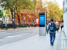 Free ultrafast Wi-Fi, mobile charging, calls and local information kiosks coming to Southwark