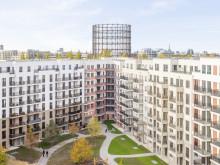 """""""Stadtquartier Südkreuz"""" in Berlin: ZÜBLIN stellt Wohnkomplex sowie Büro- und Gewerbegebäude fertig"""