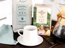Löfbergs nya kaffe stärker unga kaffeodlare