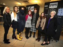 Northumbria students put their stamp on Dr. Martens Newcastle