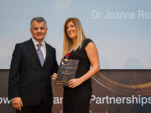 Double accolades for Northumbria partnerships