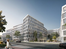 ZÜBLIN appointed by AXA IM - Real Assets as general contractor for MARK München