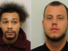 Three men convicted following smash and grab