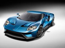 Ford GT får ny vindruta – med smartphoneglas