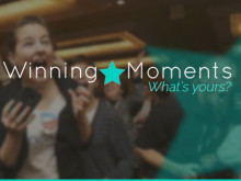 "Rebecca Garrett Media launches ""Winning Moments"""