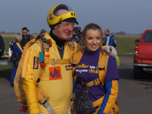 M&S Nottingham takes to the skies for the Stroke Association