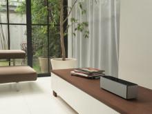 La Sony fylle alle rom med musikk