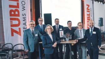 Jubiläumsfeier für ZÜBLIN Stahlbau in Sande (Copyright: Ed. Züblin AG / alle Rechte vorbehalten)