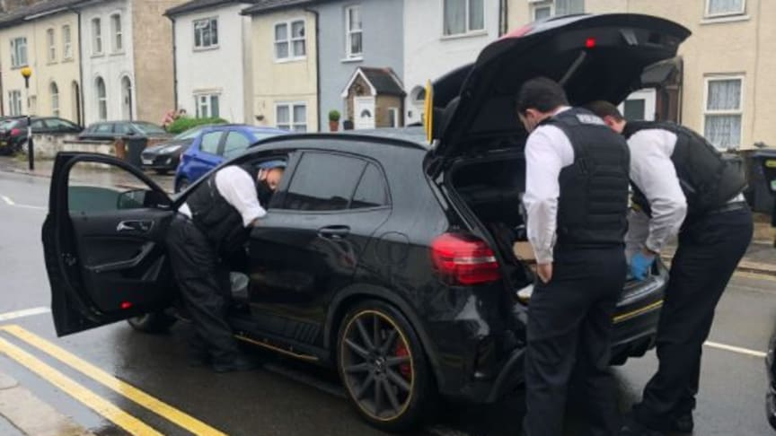 More than 40 arrests and 10 weapons removed in summer crackdown on violent crime