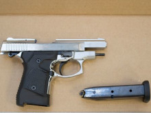 Two men convicted of firearms offences