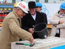New landmark in Kiel: ZÜBLIN working on impressive shipbuilding facility for ThyssenKrupp Marine Systems