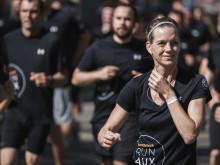 Am 3. Oktober starten rund 10.000 Läufer im neu designten Stadtlaufshirt durch die Nürnberger Innenstadt
