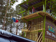 The Drop opens at Center Parcs Woburn Forest