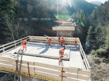 STRABAG bridge upgrade BAB9 Allersberg