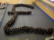 Northumbria smashes world record